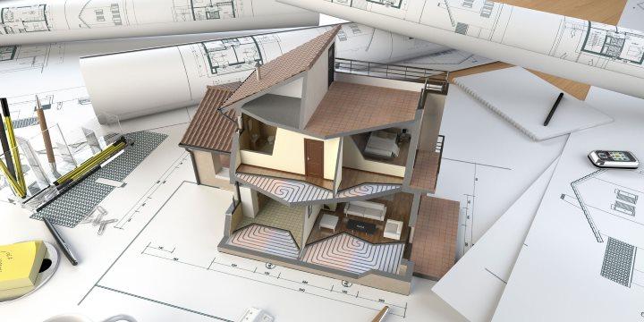 Архітектурне проектування житлових будинків і будівель