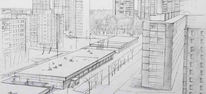 Архітектурний малюнок