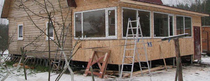 Узаконити прибудову до приватного будинку