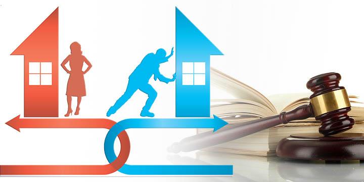 Определение и выделение долей собственности