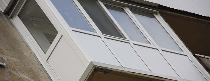 БТИ балкон