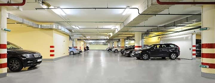 соединить подземный паркинг с жилыми квартирами лифтом