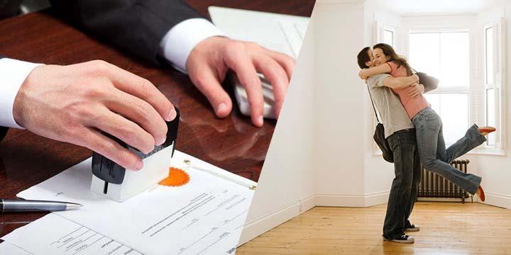 Оформить право собственности на квартиру
